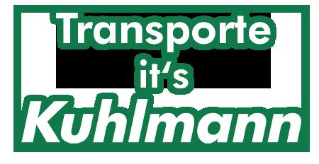 it's Kuhlmann. Die Spedition